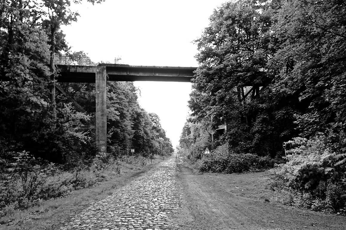 De poort van de hel: het Bos van Wallers.