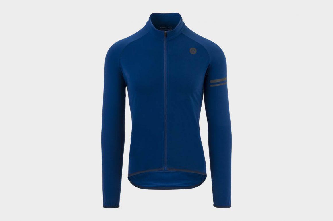 AGU Thermo fietsshirt