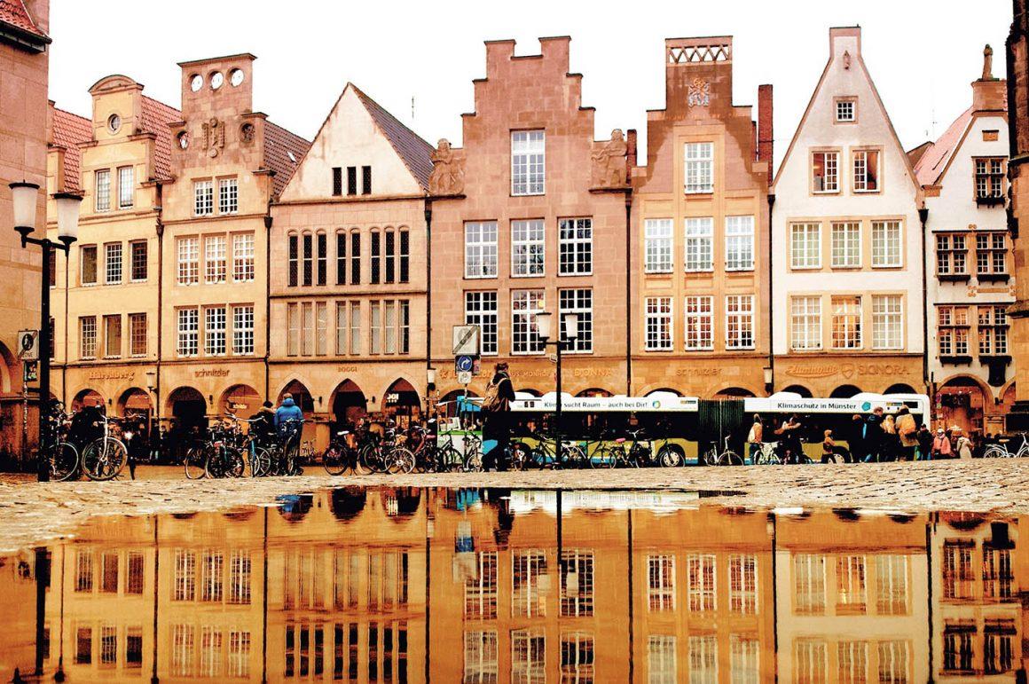 fietsvakantie Münsterland