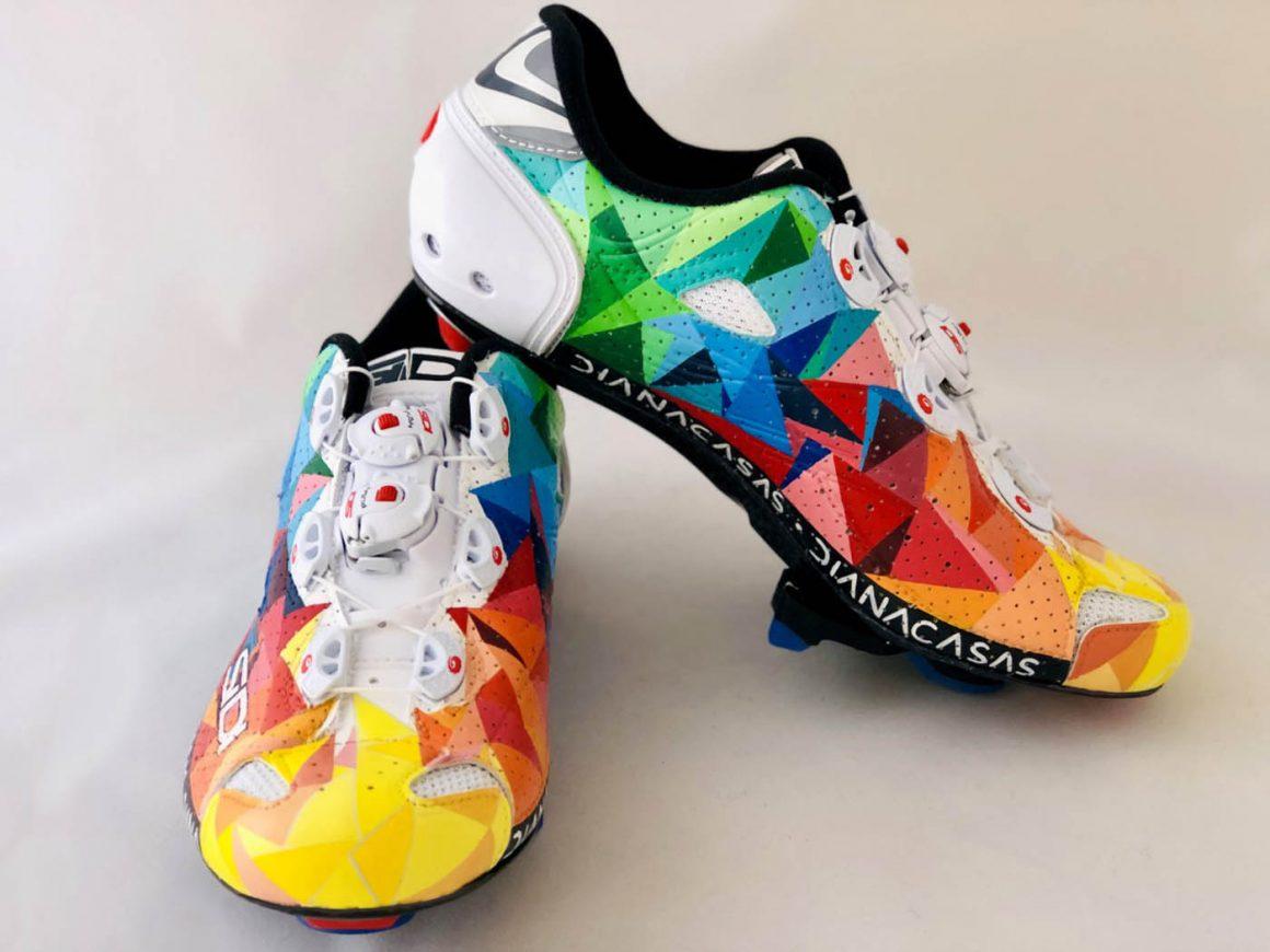 Schoenen van Caitlin Fielder