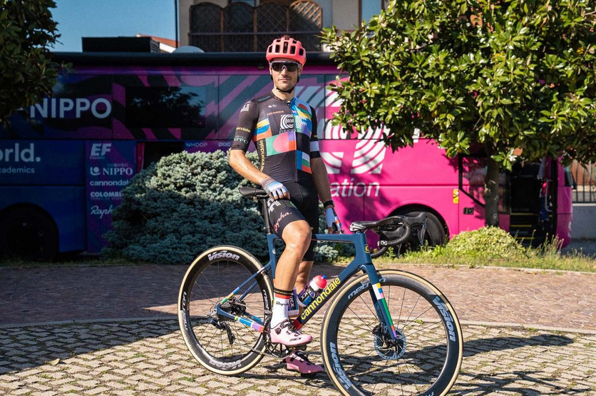 EF Education-Nippo outfit